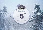 겨울 날씨
