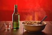 음식, 식사, 잔치국수, 국수, 면 (갈아서만든음식)