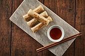 디저트, 떡 (한식), 가래떡 (떡), 가래떡, 전통음식, 조청, 벌꿀 (달콤한음식)