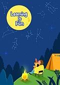 어린이 (나이), 교육 (주제), 천문 (주제), 우주 (자연현상), 과학, 별자리, 보름달