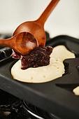 빵 (식료품), 군것질 (Food And Drink), 음식, 디저트, 붕어빵, 팥, 홈메이드