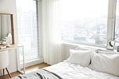 침실, 집 (주거건물), 방, 창문 (인조물건)