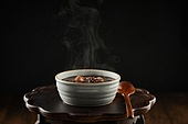 죽 (한식), 팥죽, 팥, 동지 (겨울), 한식 (아시아음식), 식사
