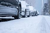 겨울, 겨울 (계절), 한파, 쌓인눈 (눈), 눈 (얼어있는물), 날씨, 도로, 교통 (주제), 주차, 자동차