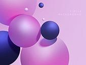 백그라운드, 그라데이션, 구 (Three-dimensional Shape), 원형 (이차원모양), 상업이벤트 (사건), 보라 (색)