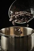 초콜릿, 디저트, 파베초콜릿, 다크초콜릿 (초콜릿), 홈메이드, 쿠킹클래스 (가정학수업)