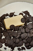 파베초콜릿, 초콜릿 (달콤한음식), 다크초콜릿 (초콜릿), 홈메이드, 버터, 쿠킹클래스