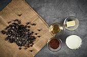 초콜릿, 디저트, 다크초콜릿 (초콜릿), 홈메이드, 쿠킹클래스, 만들기, 코코아분말 (가루)