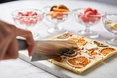 초콜릿, 디저트, 발렌타인데이 (홀리데이), 초콜릿 (달콤한음식), 달콤한음식 (음식), 홈메이드, 쿠킹클래스 (가정학수업)