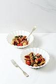 조개류 (쌍각류), 퓨전요리, 토마토, 요리 (음식상태)