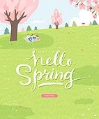 봄,봄꽃,쇼핑,봄쇼핑,탬플릿