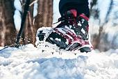 겨울, 산 (지세), 하이킹 (아웃도어), 산악등반 (클라이밍), 등산로 (길), 등산화 (부츠), 아이젠 (등산장비), 아웃도어, 하이킹, 산악등반, 아이젠, 등산장비