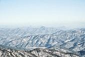 날씨, 겨울, 산림, 산, 자연, 산봉우리 (산), 산맥, 태백산맥, 하이킹 (아웃도어), 산악등반 (클라이밍)