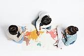 어린이 (나이), 교육 (주제), 초등교육, 세계지도, 글로벌, 지도