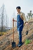 한국인, 묘목, 식목일, 환경보호, 식목 (환경보호)