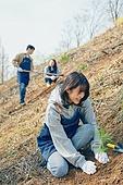 한국인, 묘목, 식목일, 환경보호, 식목 (환경보호), 환경 (주제)