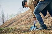 한국인, 묘목, 식목일, 환경보호, 식목 (환경보호), 삽 (작업도구)