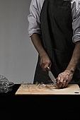플라스틱, 쓰레기 (물체묘사), 환경오염, 페트병, 부엌칼 (요리도구), 요리하기 (음식준비)