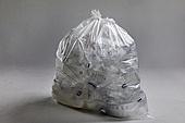 플라스틱, 쓰레기 (물체묘사), 비닐봉투 (가방), 재활용 (환경보호), 쓰레기봉투 (클리닝도구)