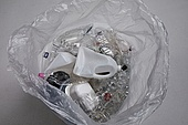 플라스틱, 쓰레기 (물체묘사), 비닐봉투 (가방), 환경오염, 재활용 (환경보호)
