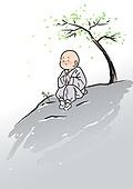 불교, 부처님오신날, 부처님오신날 (홀리데이), 종교, 동자승 (승려)