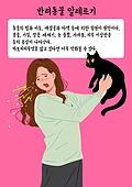알레르기, 알레르기 (건강관리), 건강한생활 (주제), 건강관리 (주제), 고양이 (고양잇과), 반려동물