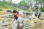 환경운동가, 쓰레기 (물체묘사), 플로깅, 제로웨이스트, 어린이 (나이)