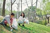 환경운동가, 쓰레기 (물체묘사), 플로깅, 제로웨이스트