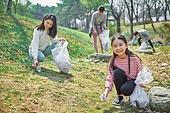 환경운동가, 쓰레기 (물체묘사), 플로깅, 제로웨이스트, 어린이 (나이), 소녀