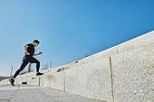 건강관리 (주제), 워밍업, 체력, 남성, 계단, 달리기 (물리적활동)