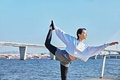 건강관리 (주제), 워밍업, 체력, 스트레칭, 균형 (컨셉)