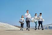 쓰레기봉투, 제로웨이스트, 지역봉사활동 (사회복지), 플로깅, 환경, 환경보호, 건강한생활 (주제), 캠페인, 어린이 (나이)