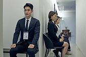 면접, 채용 (고용문제), 실업 (고용문제), 면접 (인터뷰), 고용문제 (주제), 취업준비생 (역할), 구직 (실업), 스트레스 (컨셉), 불안 (컨셉), 한국인