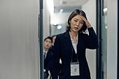 면접, 채용 (고용문제), 실업 (고용문제), 취업준비생 (역할), 구직 (실업), 한국인, 스트레스, 실망 (슬픔), 좌절 (컨셉), 두통