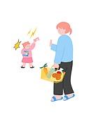 사람, 육아, 스트레스, 라이프스타일, 아기 (나이), 부모, 엄마