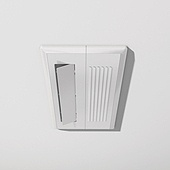 3D, 오브젝트, 주요가전제품 (생활용품), 에어컨, 냉방병, 여름, 폭염 (자연현상)