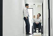 장애인 (장애), 휠체어, 장애, 사회복지, 신체장애, 근로기준법 (법), 노동자 (직업)