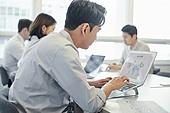한국인, 비즈니스, 비즈니스맨, 직업 (역할), 일 (물리적활동), 바쁨 (일), 스트레스, 피로 (물체묘사)
