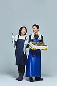한국인, 상인 (소매업자), 시장상인 (상인), 수산업, 미소, 산지직송