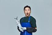 한국인, 상인 (소매업자), 시장상인 (상인), 산지직송, 놀람 (컨셉)