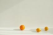 오렌지, 레몬, 과일, 비타민
