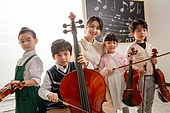 사진, 교육 (주제), 창의성 (컨셉), 교사 (교육직), 음악, 현악기연주 (플레이)