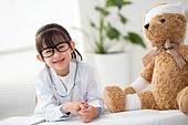 병원, 진찰 (치료), 의사