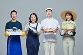 한국인, 상인 (소매업자), 산지직송