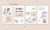 상업이벤트 (사건), 세일 (상업이벤트), 쇼핑 (상업활동), 여성, 그래픽이미지, 포스터, 화장품 (몸단장제품), 뷰티, 온라인쇼핑 (전자상거래)