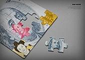 리스크헷지, 분산투자, 경제, 금융, 투자, 자산관리, 퍼즐, 화폐