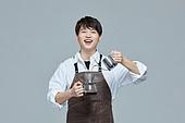 한국인, 20대 (청년), 청년 (성인), 스타트업 (소기업), 바리스타, 상인 (소매업자)