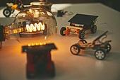 전기자동차 (자동차), 장난감, 전기자동차, 수소자동차, 대체에너지 (연료와전력발전), 교통 (주제), 이동성 (컨셉), 대체연료교통수단 (운송수단), ESG (컨셉), 장난감자동차 (장난감)