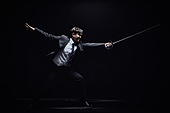 시합, 펜싱, 경쟁 (컨셉), 라이벌 (컨셉), 한국인, 싸움 (물리적활동), 비즈니스 (주제), 비즈니스맨 (사업가), 도전, 열정 (컨셉)