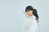 순수 (컨셉), 미녀, 깨끗함, 흰색 (색), 편안함